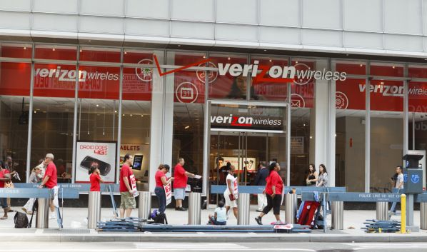 Verizon Strike: Wireless Boycott, Network Damage