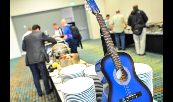 Cisco Geekfest: Nashville Rocks