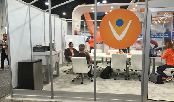 Channel Partners Evolution Expo Hall: Vonage