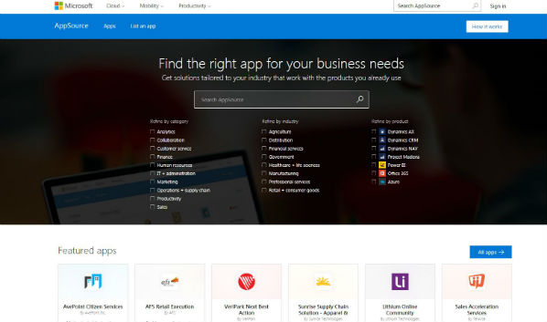 July's New Services: Microsoft's App Marketplace, Surface as a Service