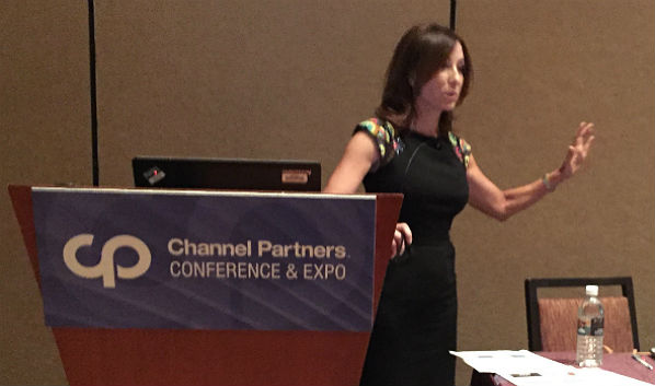 Channel Partners Preconference Events: Fivesky's Luanne Tierney