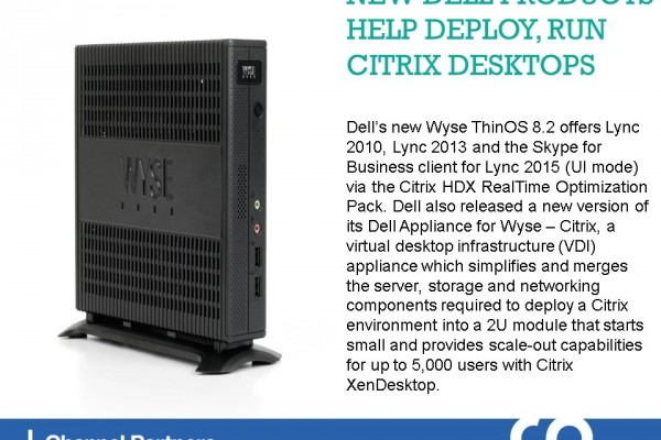 New Products and Services: Dell