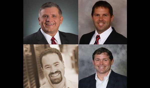 Channel People on the Move: TierPoint's Jeff Bertocci, Rob Carter, Kevin Farnham and Rob Fewkes