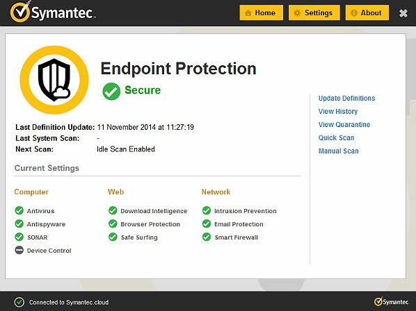 New Services: Symantec