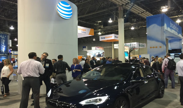 Channel Partners Expo Hall: AT&T