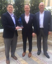 Avant is Peak 10's Distribution Partner of the Year for 2015, recognizd at the Channel Partners Conference & Expo.