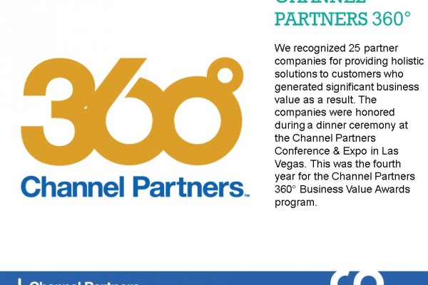 Top Partners: Channel Partners 360°