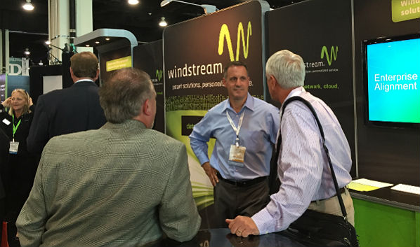 Channel Partners Evolution Expo Hall: Windstream