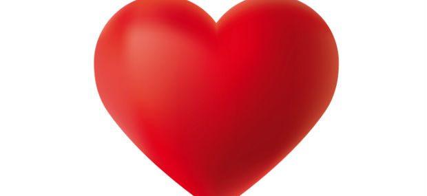 Heart--Love