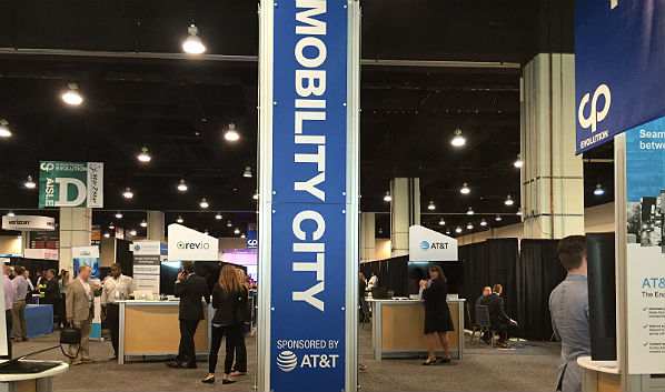 Channel Partners Evolution Expo Hall: Mobility City