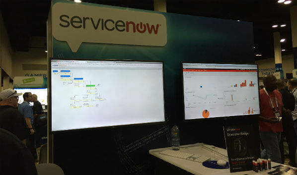 Splunk Worldwide Users' Conference: ServiceNow