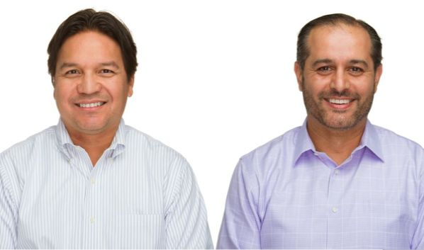 Channel People on the Move: Barracuda's Ezra Hookano and Hatem Naguib