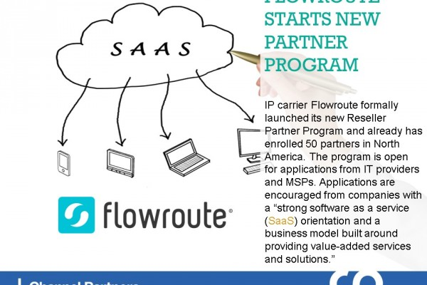 December's Channel Program Changes: Flowroute