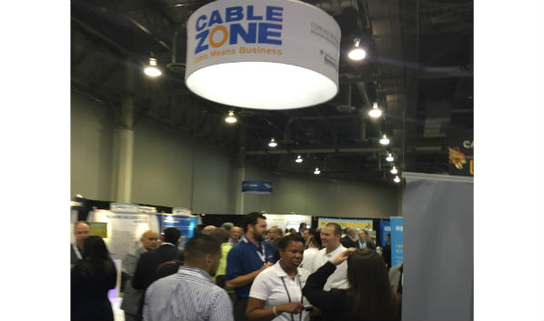Channel Partners Expo Hall: Cable Zone