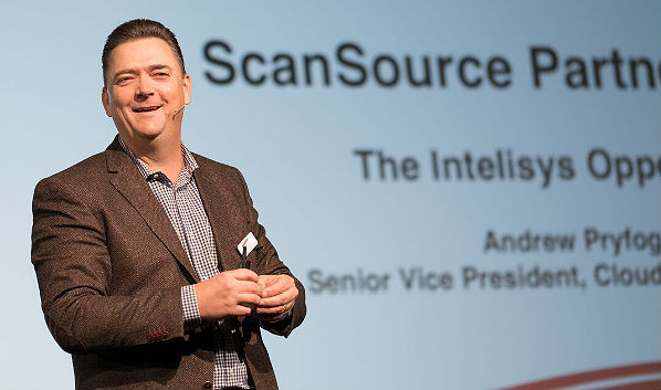 ScanSource POS and Barcode Partner Summit: Intelisys Acquisition
