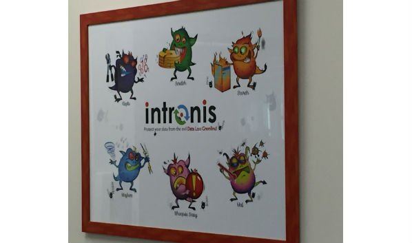 On Location With Intronis: Data-Loss Gremlins