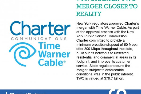 January's Top Stories: Charter-TWC Merger Latest