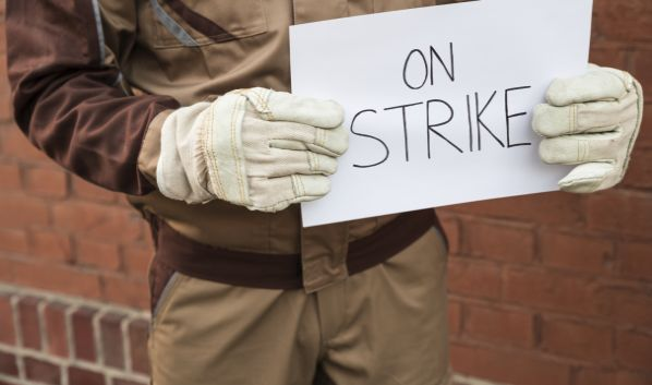 Verizon Strike: Tensions Rise