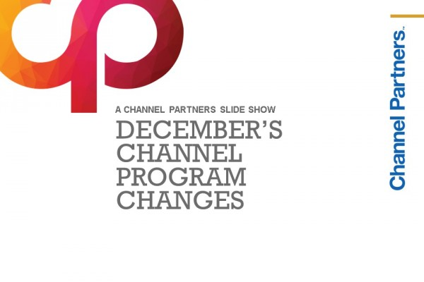 December's Channel Program Changes: Introduction