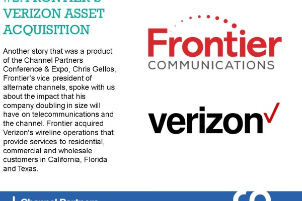 Top Stories in March: Frontier's Verizon Asset Acquisition