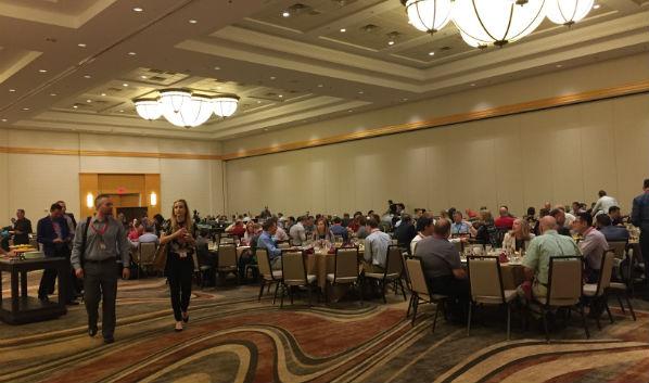 Ingram Micro Cloud Summit: Breakfast