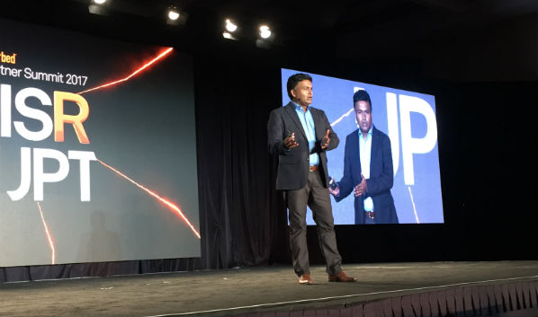 Riverbed Partner Summit: Subbu Iyer