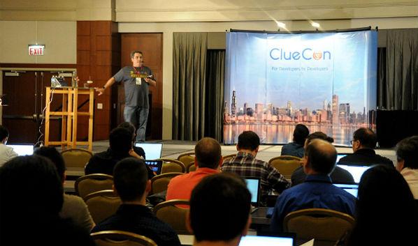 ClueCon 2016: Founder Anthony Minessale's Keynote