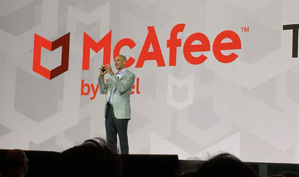 Intel Security FOCUS 16: Soon-to-be McAfee CEO Chris Young
