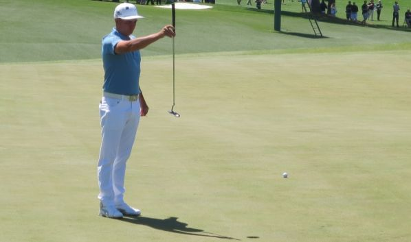 TWC at The Masters: Rickie Fowler