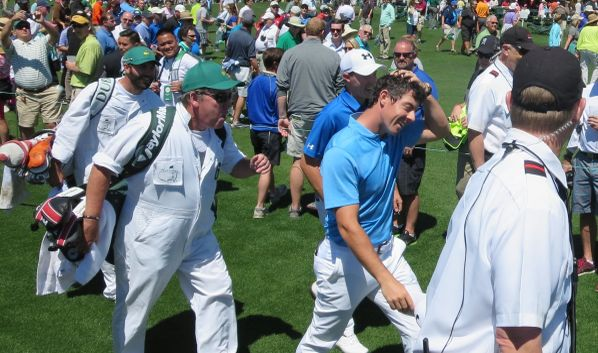 TWC at The Masters: Rory McIlroy