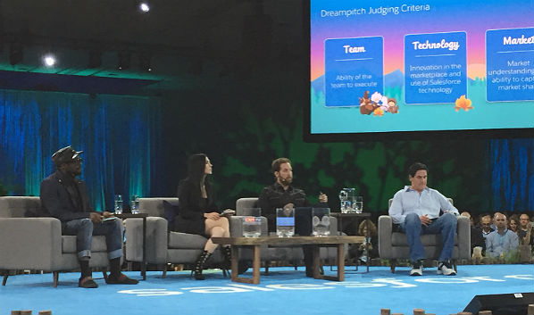 Dreamforce '16: Not Shark Tank