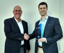 CDW was honored as Peak 10's 2015 Alliance Partner of the Year earlier this month in San Diego.