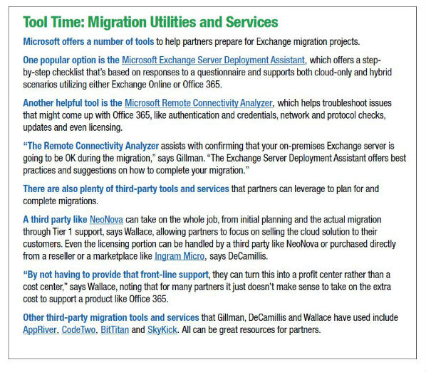 A Partner's Guide to Office 365 Migrations: Tools for Partners