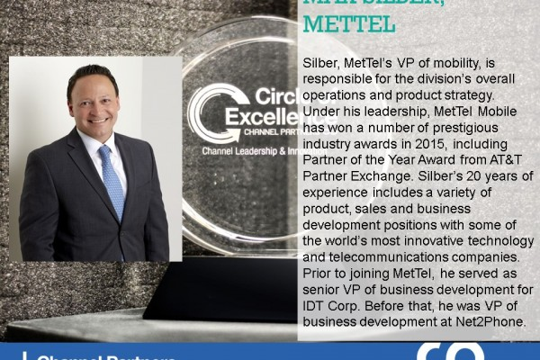 2016 Circle of Excellence: MetTel