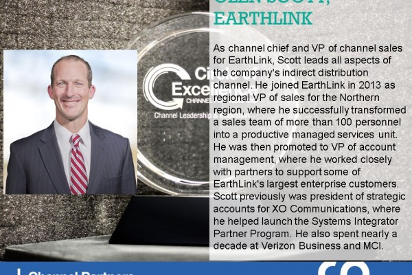 2016 Circle of Excellence: EarthLink's Olen Scott