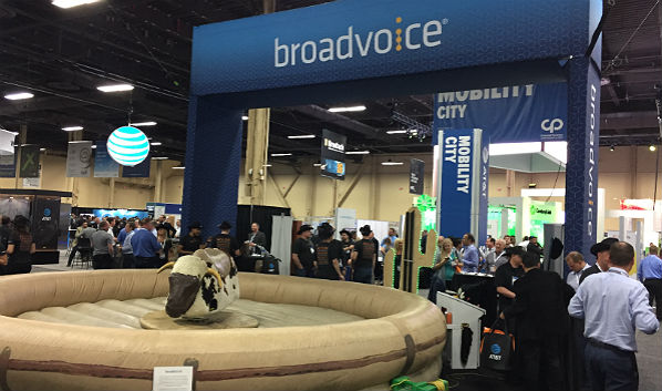 The Channel Partners Expo Hall: Broadvoice
