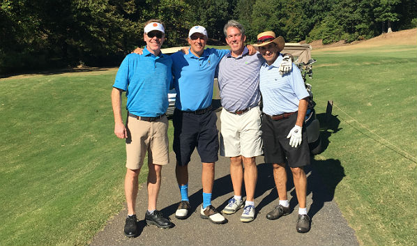 ScanSource 1COMM on the Road: Golf Outing