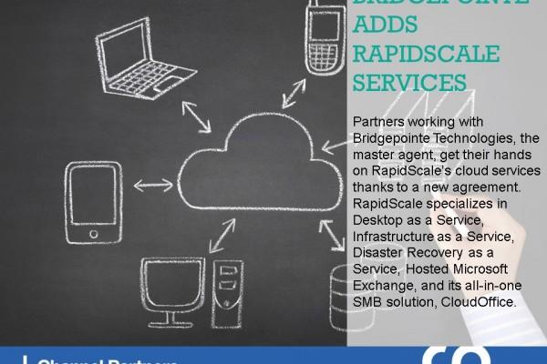 April's New Services: Bridgepointe-RapidScale