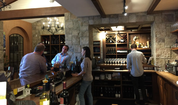 Riverbed Partner Summit: Wine Tasting