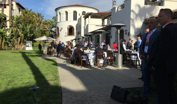 Riverbed Partner Summit: Breakfast
