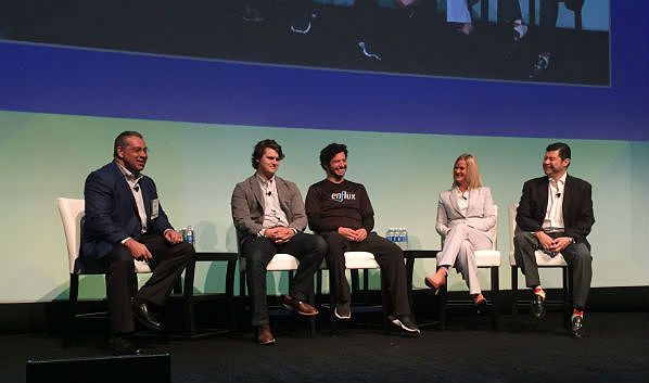 Keynotes & Education: Working With Startups Panel