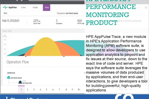 New Products and Services: HPE