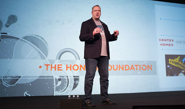 ScanSource POS and Barcode Partner Summit: The Honor Foundation