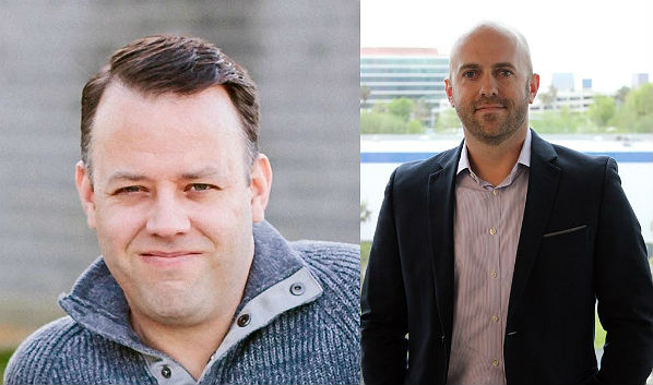 Channel People on the Move: RapidScale's Duane Barnes and Dylan Bouterse