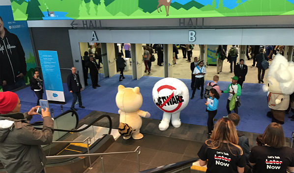 Dreamforce '16: 'Customer Trailblazers'