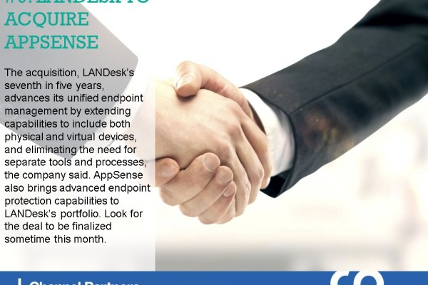 Top Stories in March: LANDesk to Acquire AppSense