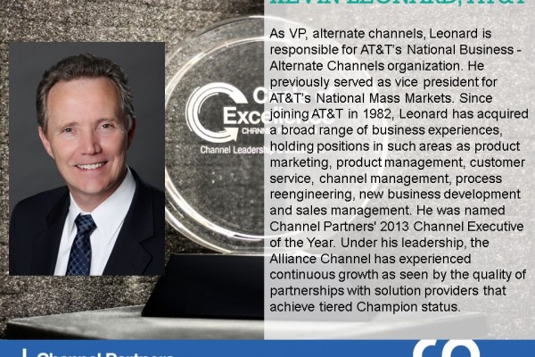2016 Circle of Excellence: AT&T's Kevin Leonard