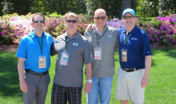 TWC at The Masters: TWC & TBI