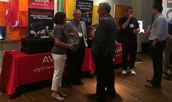 ScanSource 1COMM on the Road: Avaya Booth