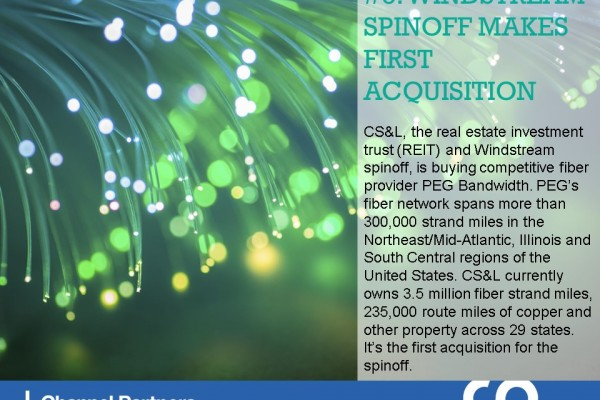 January's Top Stories: Windstream Spinoff Buys PEG Bandwidth